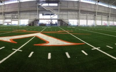 University of Virginia Indoor Practice Facility
