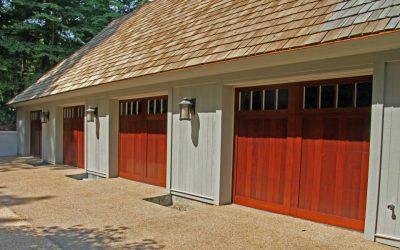 Beautiful Wood Doors!